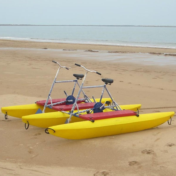 Amusement Outdoor Water Bike