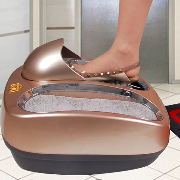 Electronic Automatic Shoe Sole Cleaning Machine